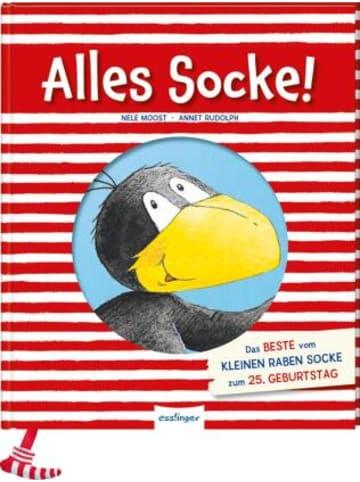 Esslinger Der kleine Rabe Socke: Alles Socke!