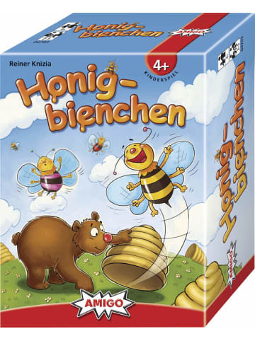 Amigo Amigo Honigbienchen - Kinderspiel für 2-5 Spieler ab 4 Jahren