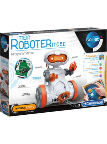 Clementoni Mein Roboter MC 5 - programmierbar