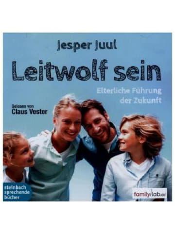 Steinbach sprechende Bücher Leitwolf sein, 2 Audio-CDs