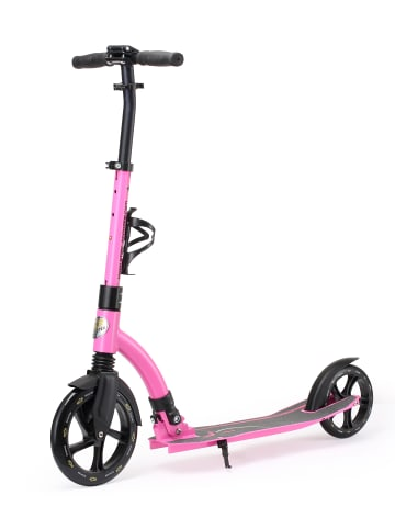"STAR-SCOOTER Cityroller ""XXL Wheel"" in Pink - 230mm"