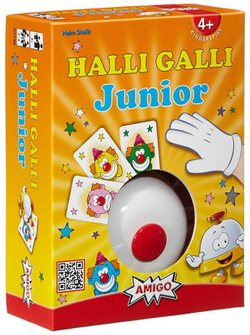 Amigo Halli Galli Junior Kinderspiel für 2-4 Spieler ab 4 Jahren
