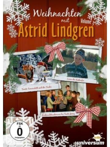 LEONINE Distribution Weihnachten mit Astrid Lindgren. Vol.3, 1 DVD