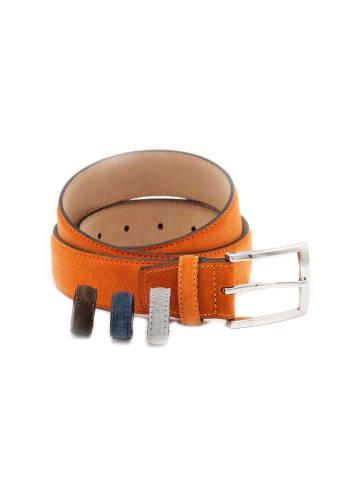 BGents Gürtel in orange