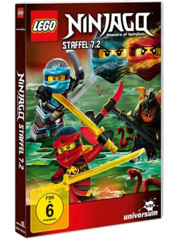 Universum DVD LEGO Ninjago Staffel 7.2