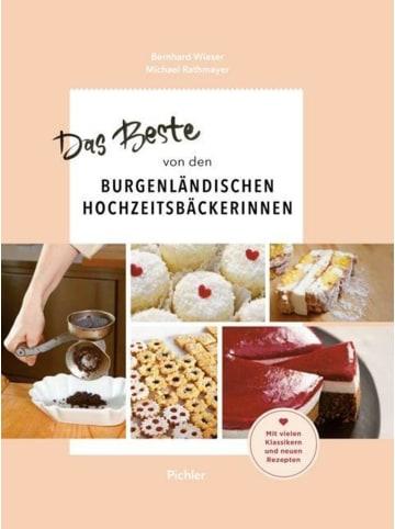 Pichler Das Beste von den Burgenländischen Hochzeitsbäckerinnen