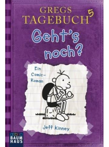 Baumhaus Verlag Gregs Tagebuch - Geht's noch?