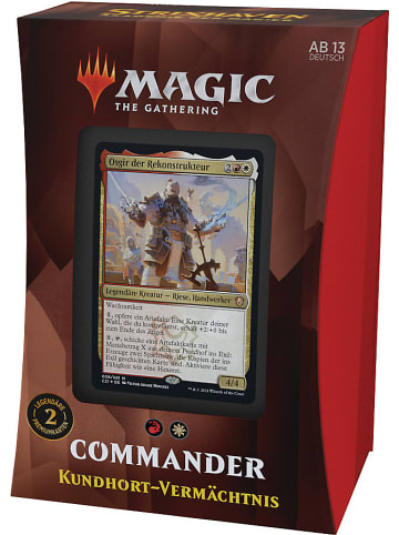Amigo Magic the Gathering Strixhaven Commander DE