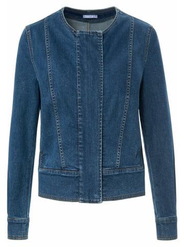 DAY.LIKE Jeansjacke Jeansjacke in blue denim