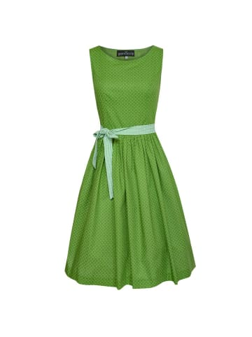 Berwin und Wolff  Kleid in Grün