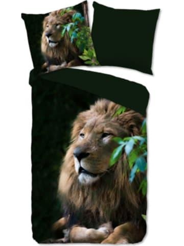 """Pure Wendebettwäsche """"Lion"""" 135x200 cm"""