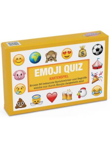 """Bubblegum Quiz-Karten """"Kennst du das Emoji Classic"""""""