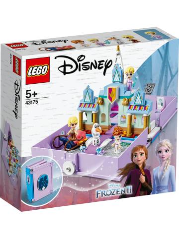 LEGO Disney Frozen 43175 Annas und Elsas Märchenbuch
