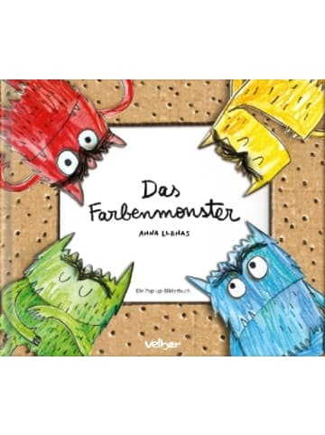 Velber Buchverlag Das Farbenmonster
