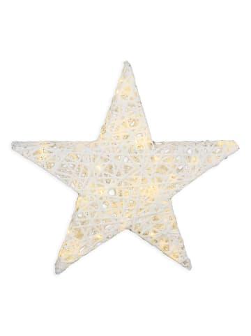 Näve LED Deko-Stern für Außen in Weiß