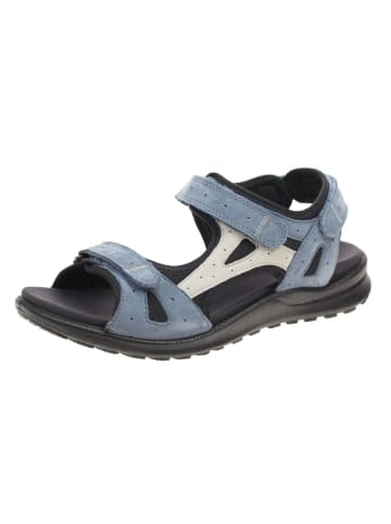 Legero Sandalen/Sandaletten in blau