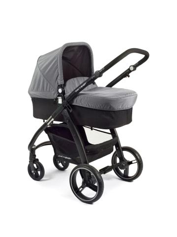 """CHIC 4 BABY Kinderwagen """"Volare"""" in schwarz-grau"""