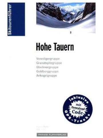 Panico Alpinverlag Skitourenführer Hohe Tauern