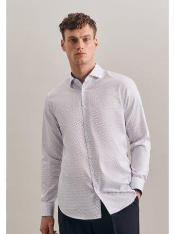 Seidensticker Business Hemd X-Slim in Weiß