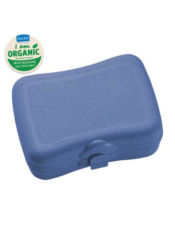 Koziol ORGANIC BASIC - Lunchbox in organic blue