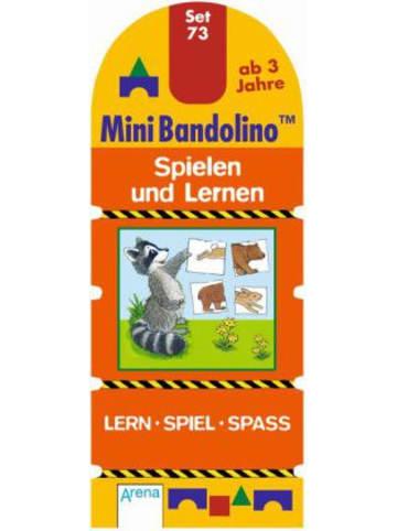 Arena Verlag MiniBandolino (Spiele), 73 Spielen und Lernen (Kinderspiel)