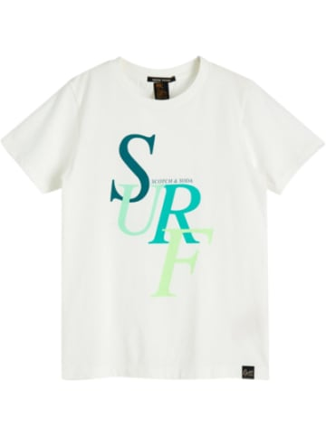 SCOTCH SHRUNK T-Shirt , Organic Cotton