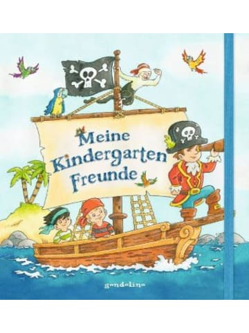 Gondolino Meine Kindergarten-Freunde - Piraten
