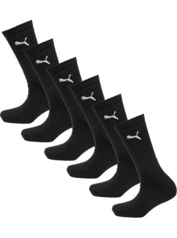 Puma 6er Pack Crew Sock 6p Socken