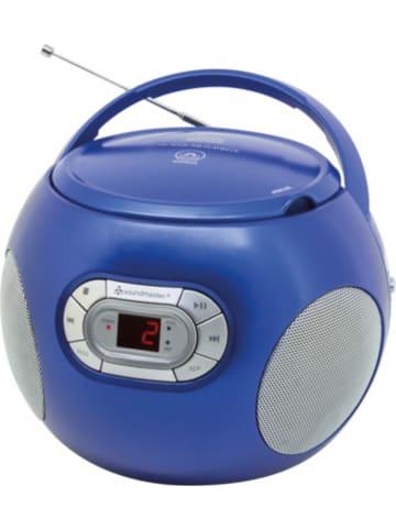 Soundmaster CD Spieler mit Hörbuchfunktion und UKW-Radio