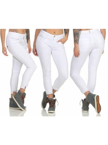 Buena Vista Paris Hosen & Shorts in weiß