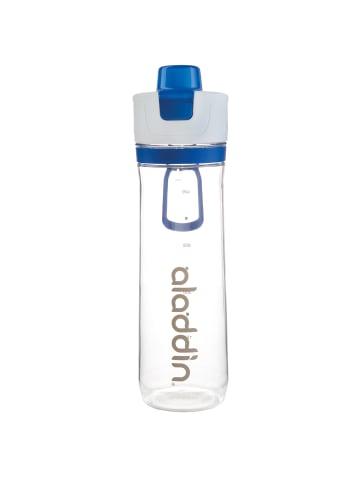 Aladdin Trinkflasche Active Hydration in Blau - 0.8L