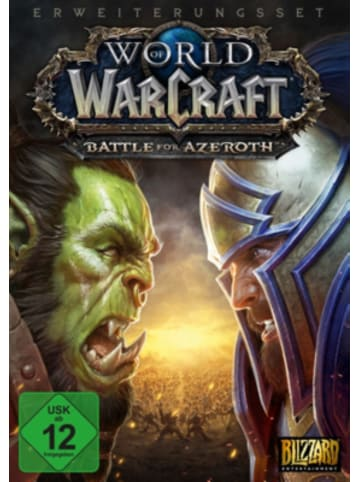 Activision Blizzard PC World of Warcraft - Battle for Azeroth