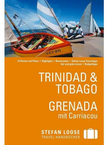 DuMont Kalenderverlag Stefan Loose Reiseführer Trinidad & Tobago, Grenada
