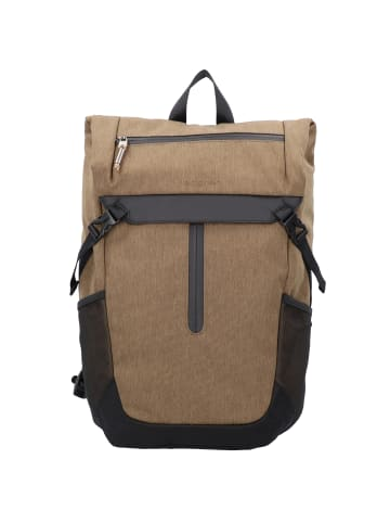Hedgren Midway Relate Rucksack 45 cm Laptopfach in beech khaki