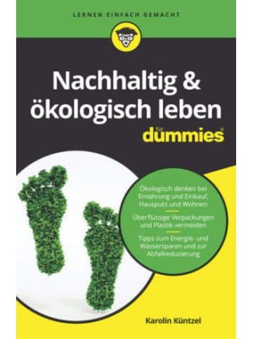Wiley-VCH Nachhaltig & ökologisch leben für Dummies