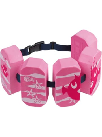 BECO Schwimmgürtel Sealife pink