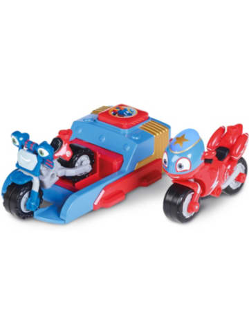 Ricky Zoom Launch & Go Steel Awesome- 2 Pack