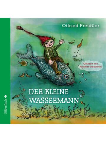 Silberfisch Verlag Hörbuch Der kleine Wassermann (Lesung)