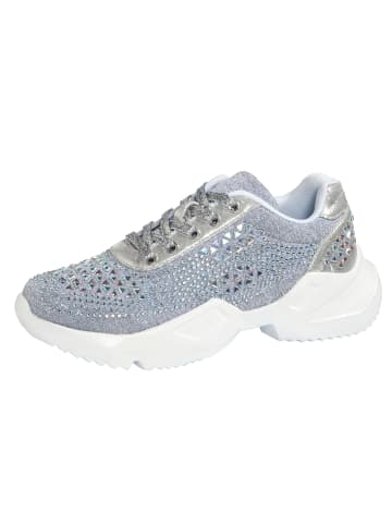 Liva Loop Sneaker in Silberfarben
