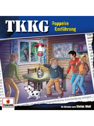 TKKG CD TKKG 207 - Doppelte Entführung