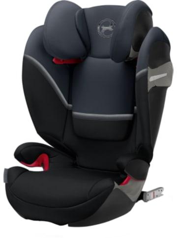Cybex Auto-Kindersitz Solution S-Fix, Gold-Line, Granite Black