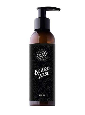 Charlemagne Premium Bartshampoo Charlemagne Premium Beard Wash in transparent