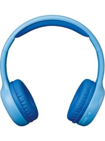 Lenco HPB-110BU - faltbarer Bluetooth Kopfhörer mit Lautstärkebegrenzung für...