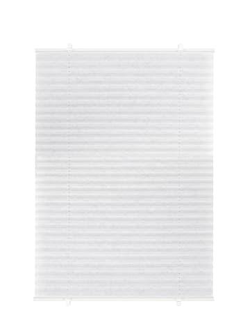 Ondeco® Plissee verspannt Basic in Weiß