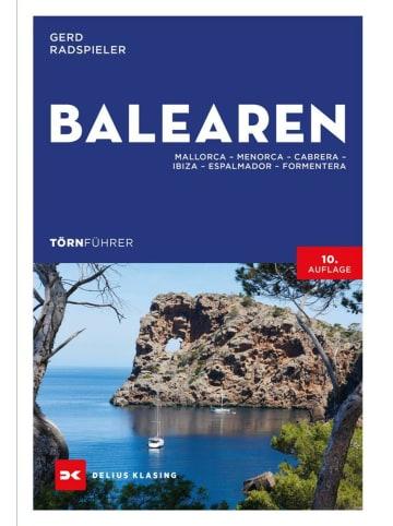 Delius Klasing Törnführer Balearen   Mallorca - Menorca - Cabrera- Ibiza - Espalmador -...