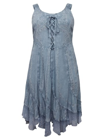 Sheego by Joe Browns Kleid in blau