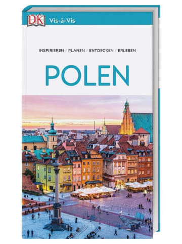 Dorling Kindersley Reiseführer Vis-à-Vis Reiseführer Polen