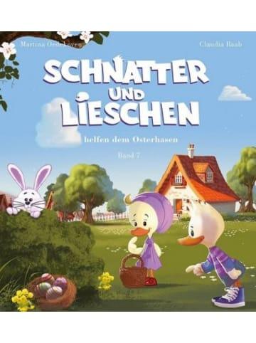 Nova MD Schnatter and Lieschen helfen dem Osterhasen, m. Audio-CD