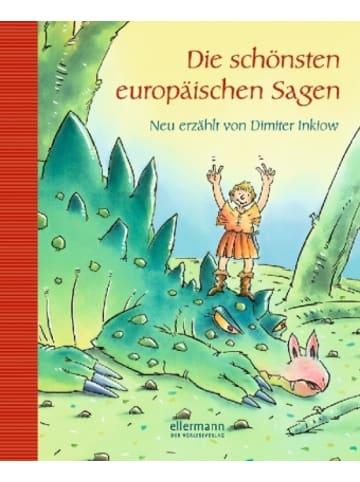 Ellermann Die schönsten europäischen Sagen