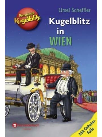 EGMONT Schneiderbuch Kommissar Kugelblitz - Kugelblitz in Wien